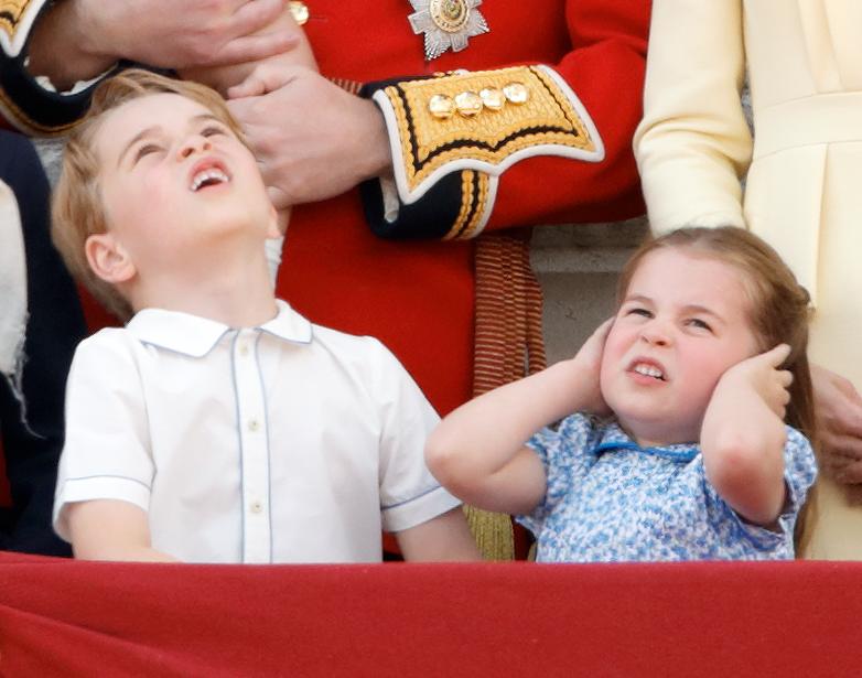 kids hands over ears