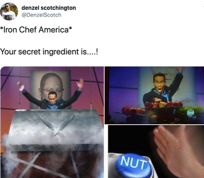 iron chef tweet