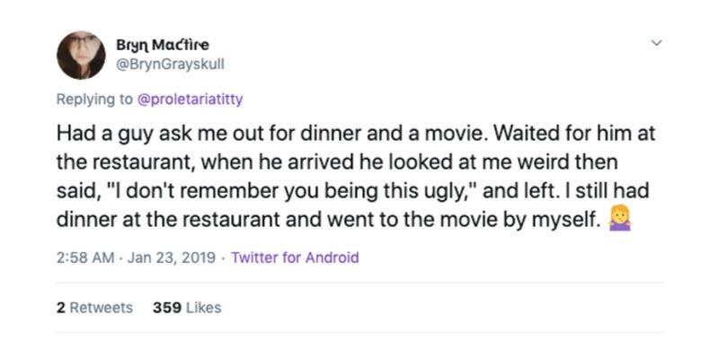 dating is weird