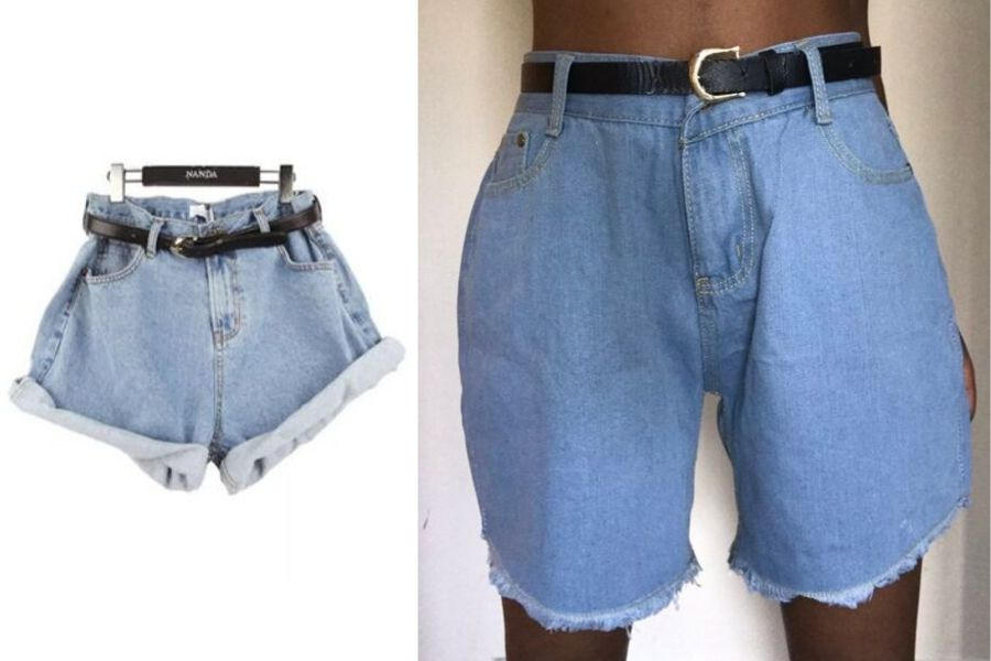 jorts jeans