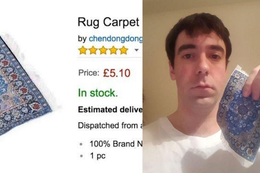 rug not in stock