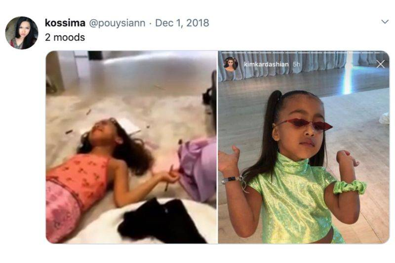 Tweet: I have two moods