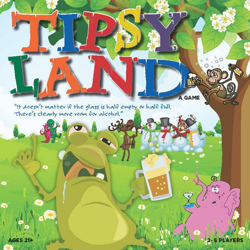 tipsy land cover