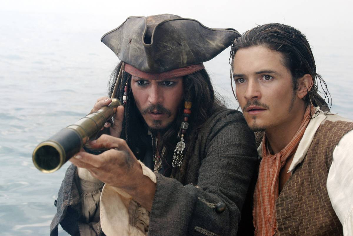 still from pirates of the Caribbean