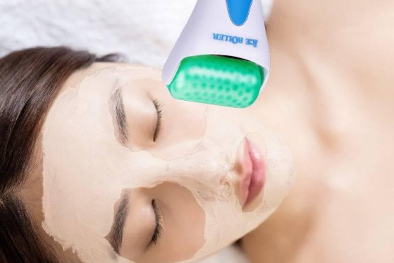 Ice Roller Face Massage