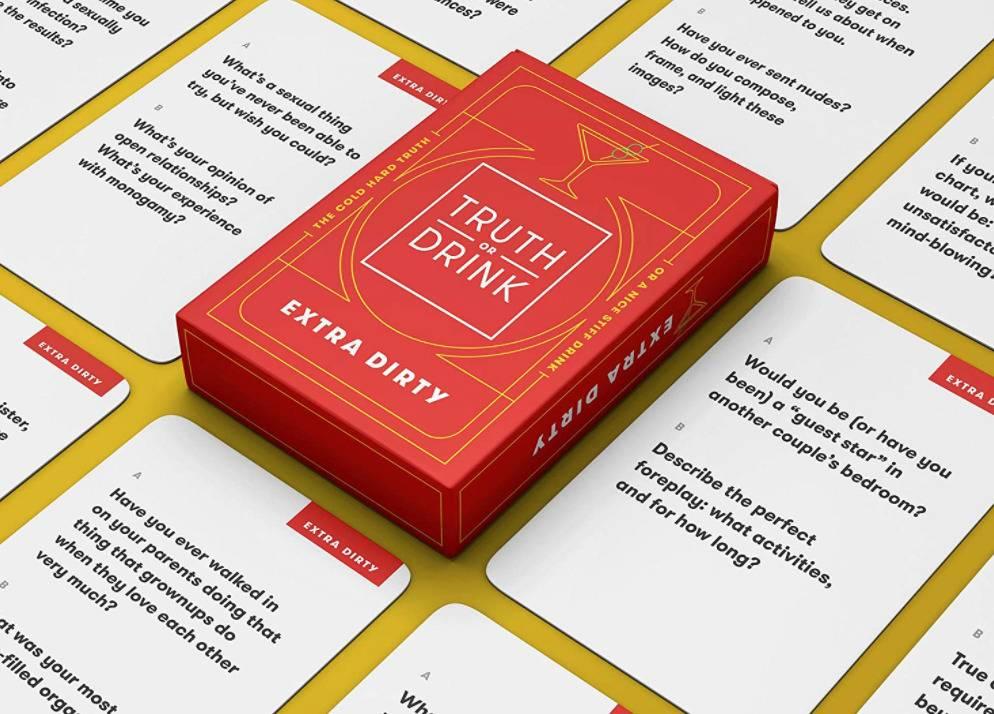 extra dirty card deck