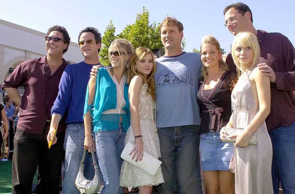 full house family cast