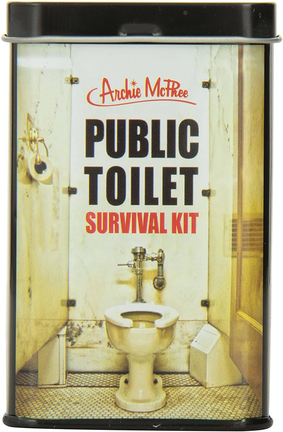 survival kit product ad