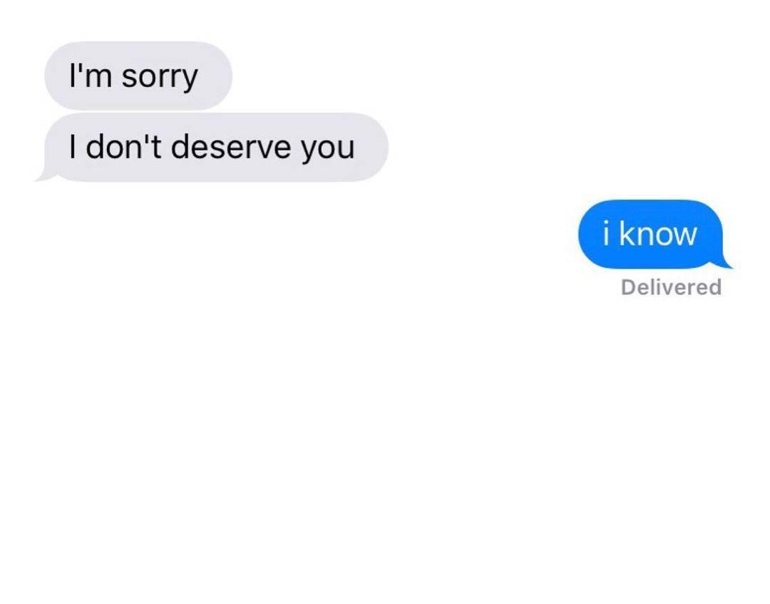 someone responding to