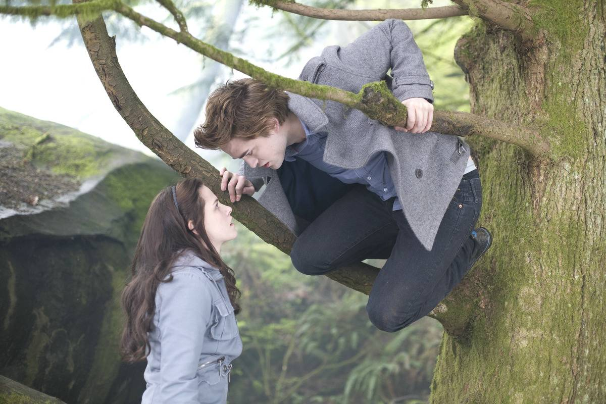 bella and edward from Twilight