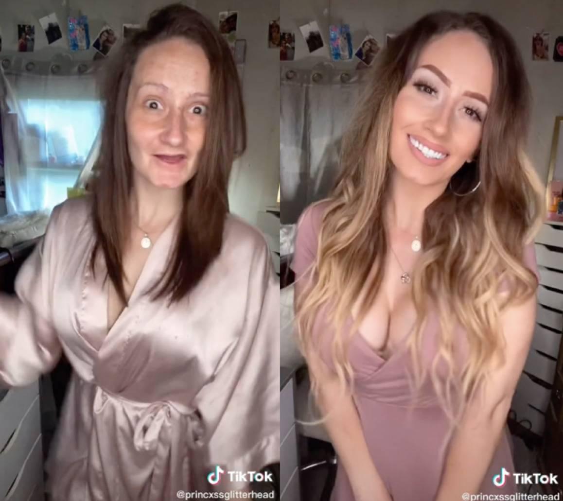 Tiktok transformation