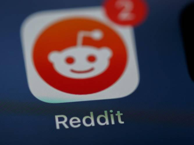 picture of Reddit application icon
