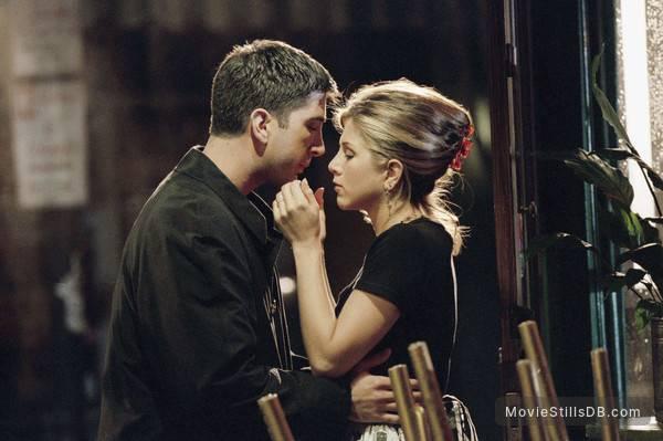Season 2 friends rachel and ross first kiss