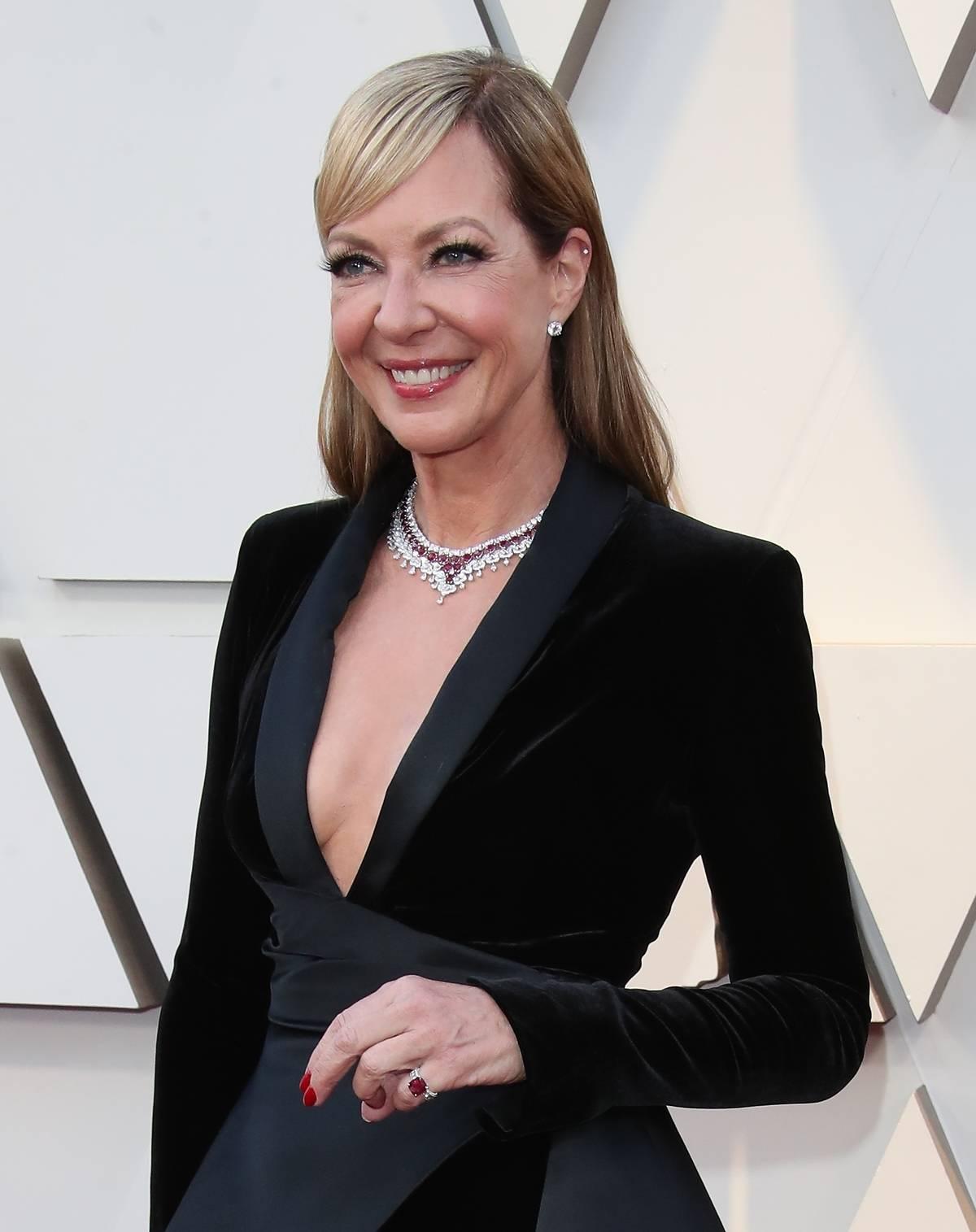 91st Annual Academy Awards - Arrivals Allison Janney