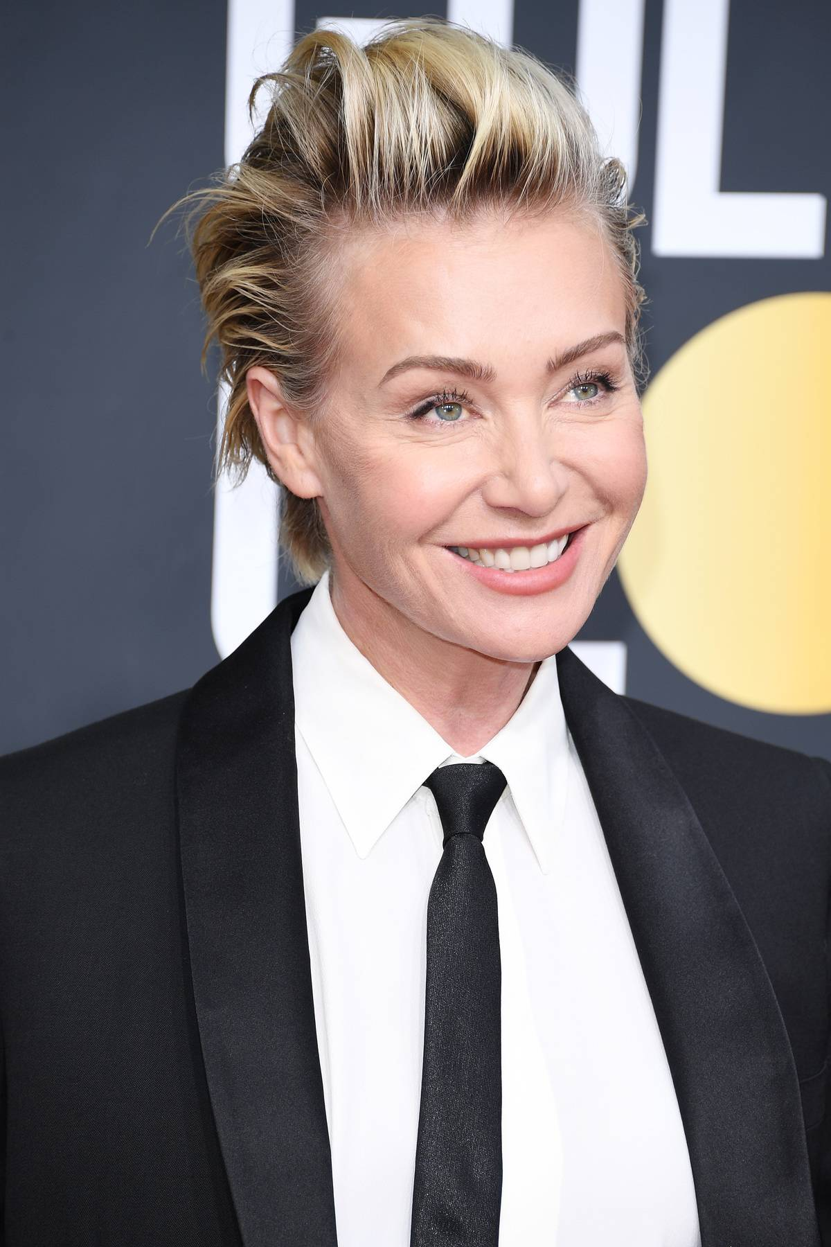 BEVERLY HILLS, CALIFORNIA - JANUARY 05: Portia de Rossi attends the 77th Annual Golden Globe Awards at The Beverly Hilton Hotel on January 05, 2020 in Beverly Hills, California.