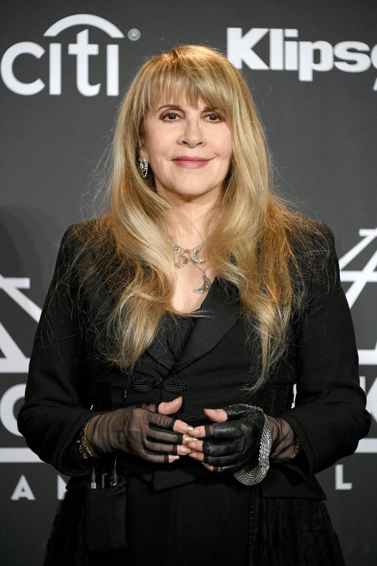 NEW YORK, NEW YORK - MARCH 29: Inductee Stevie Nicks attends the 2019 Rock & Roll Hall Of Fame Induction Ceremony at Barclays Center on March 29, 2019 in New York City.