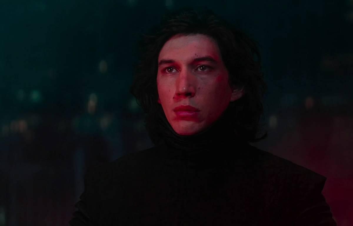 Kylo Ren from Star Wars